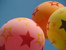 Free Balloons Royalty Free Stock Photo - 2764275
