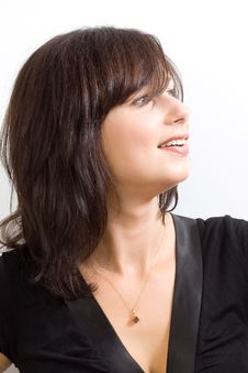 Free Beautiful White Woman Stock Photo - 2764500