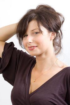 Free Beautiful White Woman Stock Photos - 2764503