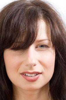 Free Beautiful White Woman Stock Photo - 2764510