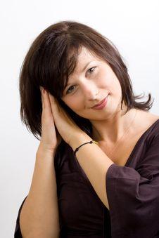 Free Beautiful White Woman Stock Image - 2764521