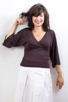 Free Beautiful White Woman Stock Images - 2764554