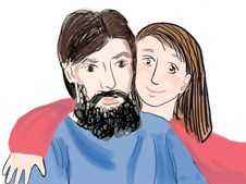 Free Couple Royalty Free Stock Image - 2765496