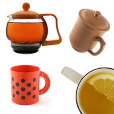 Free All For Tea Royalty Free Stock Photo - 2766045