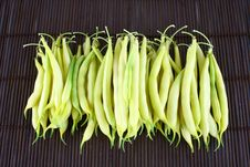 Free String Yellow Beans Stock Photography - 2766062