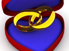 Free Wedding Rings Stock Images - 2766134