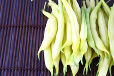 Free String Yellow Beans Stock Image - 2766221