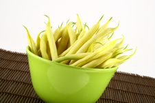 Free String Yellow Beans Stock Image - 2766441
