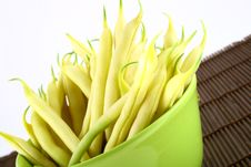Free String Yellow Beans Stock Photos - 2766583