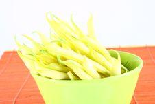 Free String Yellow Beans Stock Photos - 2766903