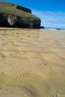 Free Ripples In The Sand Stock Photos - 2767183