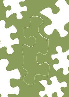 Free Puzzles Royalty Free Stock Photo - 2767415