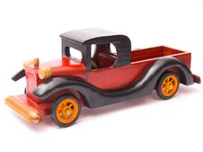 Free Retro Toy - Car Stock Images - 2769924