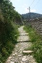 Free Pathway In The City Of Berat, Albania Stock Image - 27602141