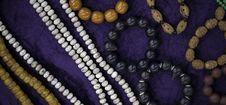 Free Beads Stock Image - 27600491