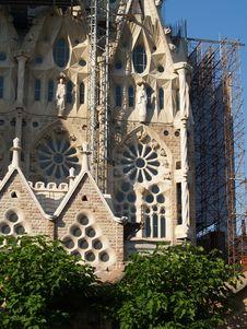Free La Sagrada Familia Stock Photos - 27601623
