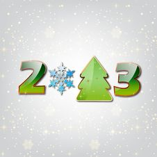 Free 2013 Logo Stock Photo - 27602690