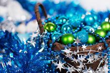 Free Christmas Decoration Stock Photo - 27603800