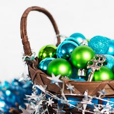 Free Christmas Decoration Stock Image - 27603941