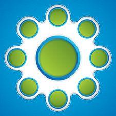 Free Abstract Web Design Bubble Stock Photo - 27603990