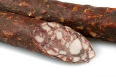 Free Smoked Sausage Stock Image - 27605791