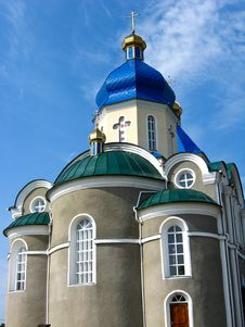 Free Beautiful Orthodox Church Stock Photography - 27607572