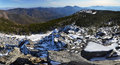 Free Panorama Of Winter Mountains Royalty Free Stock Photography - 27615127