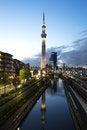 Free Tokyo Sky Tree Royalty Free Stock Photography - 27617447