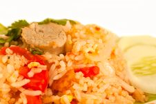 Free Fried Rice Stock Photos - 27615433