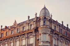 Free Baroque Architecture Royalty Free Stock Image - 27616026