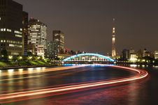 Free Tokyo Sky Tree Royalty Free Stock Photos - 27617498
