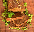 Free Bread With Herbs Royalty Free Stock Image - 27627766