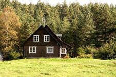 Free Autumn Rural Landscape Stock Image - 27621291