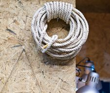 Free Rope Royalty Free Stock Images - 27621429