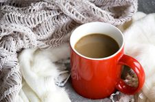 Free Hot Drink For Winter Stock Image - 27622481