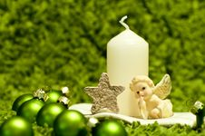 Free Christmas Time! Royalty Free Stock Photography - 27625787