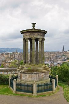 Free The Calton Hill Stock Photos - 27626633