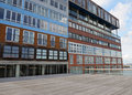 Free Modern Apartments Building In Amsterdam, Holland Stock Photos - 27633153