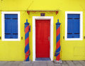 Free Colorful House In Venice, Italy Royalty Free Stock Photo - 27633295