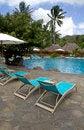 Free Resort Swimming Pool Royalty Free Stock Image - 27638876