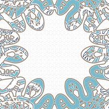 Free Snake Frame Stock Images - 27634394