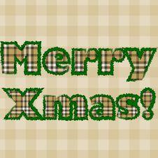Free Merry Christmas Stock Photos - 27635233