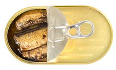 Free Sprats Royalty Free Stock Image - 27635546