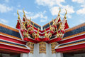 Free Thai Style Roof Stock Images - 27642544