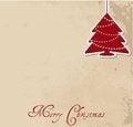 Free Retro Christmas Background Royalty Free Stock Image - 27648376