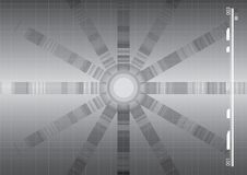 Free Abstract Vector Background Silver Design Royalty Free Stock Photo - 27641905