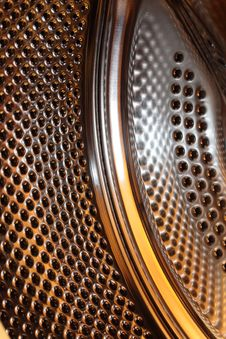 Free Fragment Of The Washing Machine. Royalty Free Stock Photography - 27644347