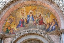 Free Basilica Di San Marco. Venice Stock Images - 27644494