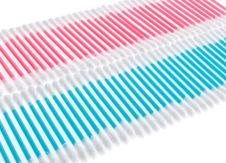 Free Colorful Q-tips Royalty Free Stock Photo - 27648735