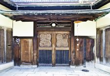 Free Traditional Japanese House Stock Photo - 27650020